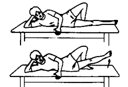 hip adduction